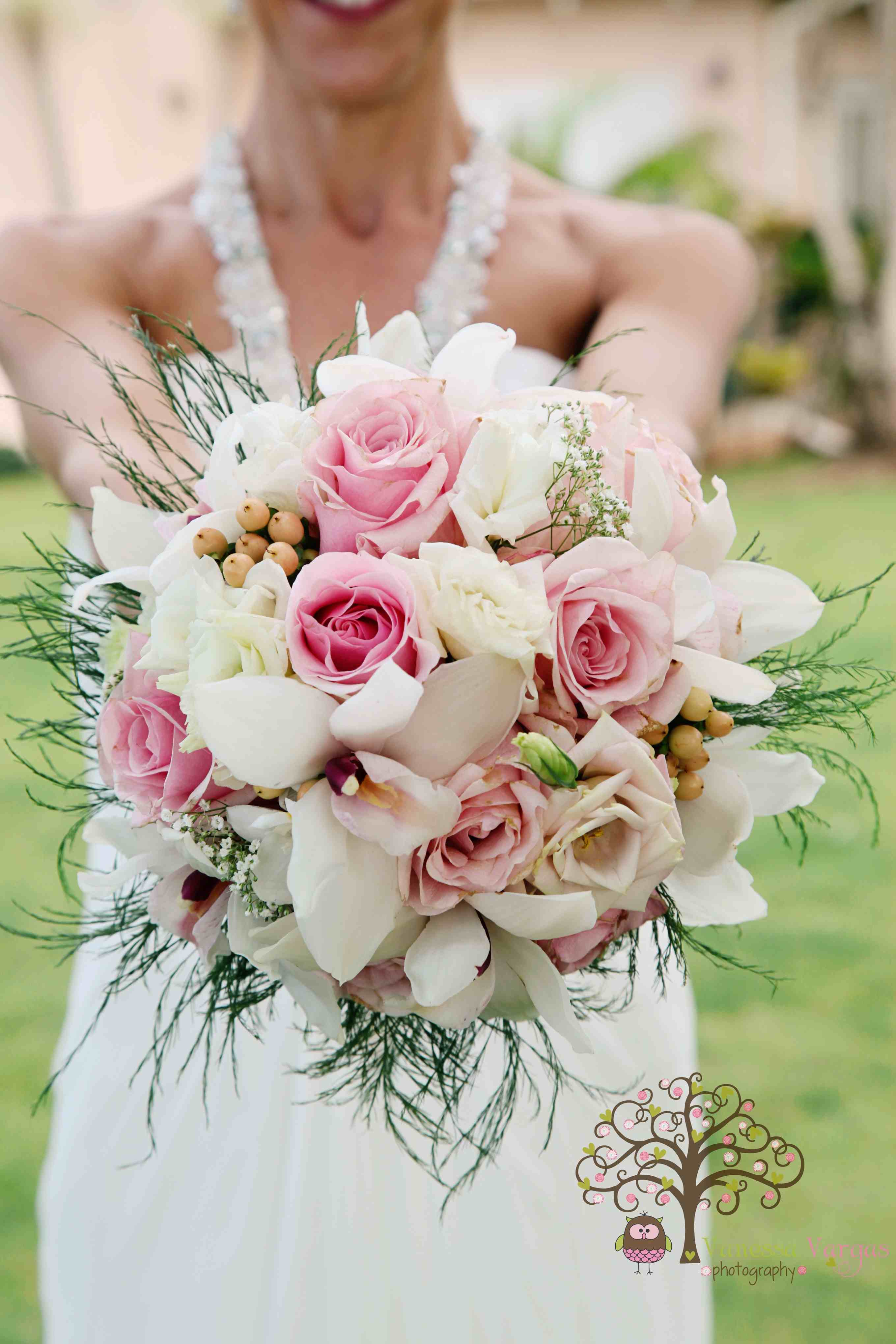Pink And White Wedding Bouquet Cheaper Than Retail Price Buy Clothing Accessories And Lifestyle Products For Women Men